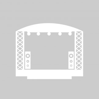 Bühnen / Podeste