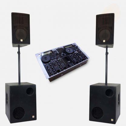 Licht- und Tontechnik